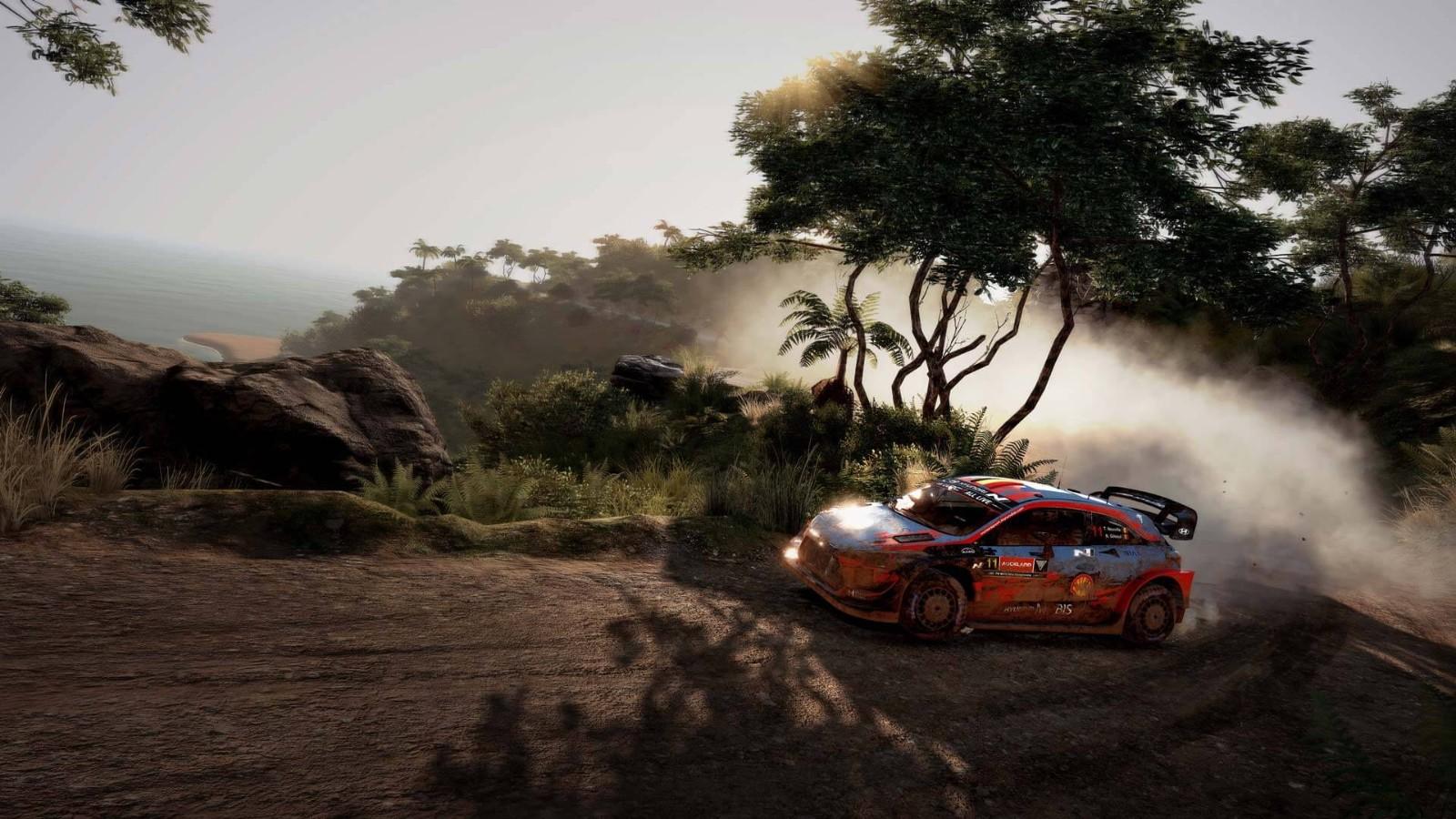 WRC10截图1