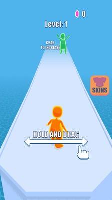 橙子人快跑截图2
