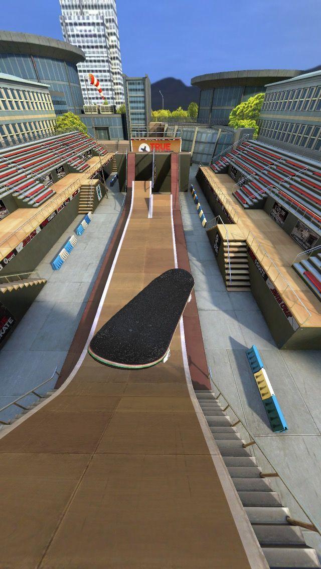 模拟滑板3手机版
