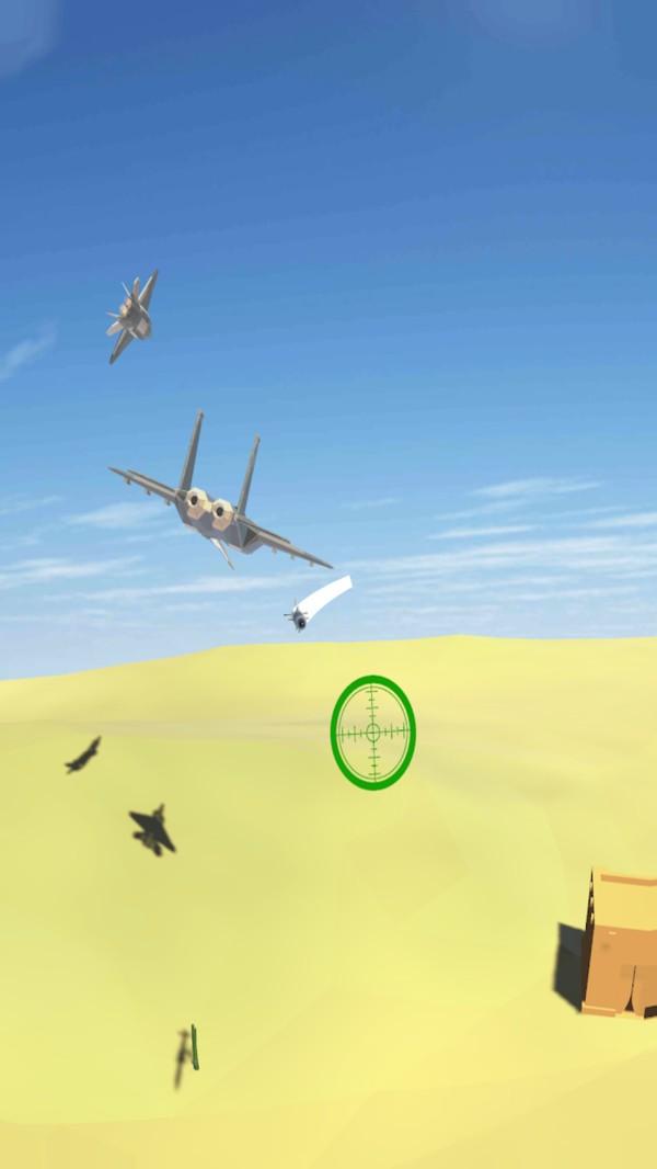 飞机空袭3D截图3