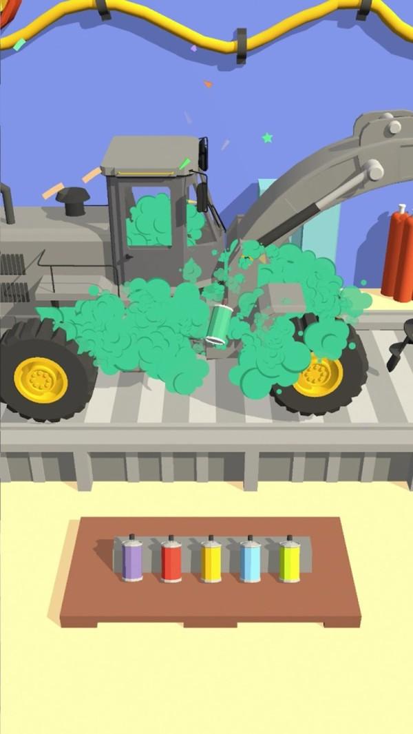 拖拉机制造厂截图2