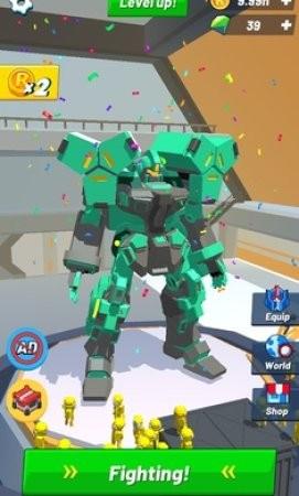放置机器人大亨截图2