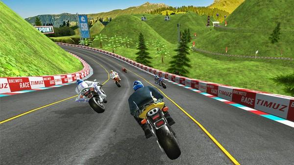 摩托车竞技比拼截图2