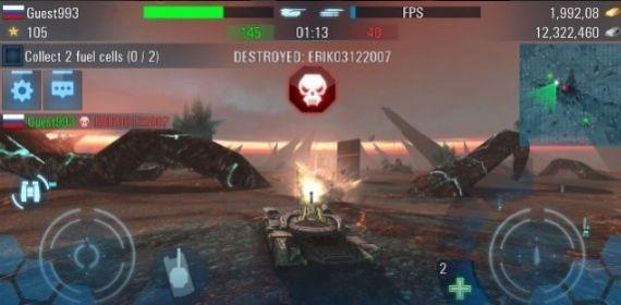 未来坦克截图2