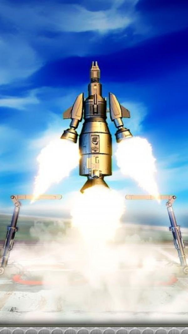 航天器模拟截图2