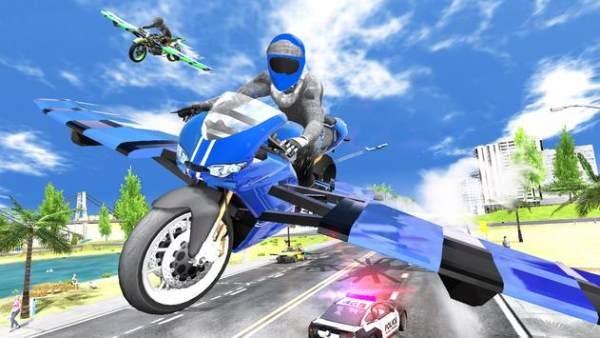 飞行摩托驾驶截图1