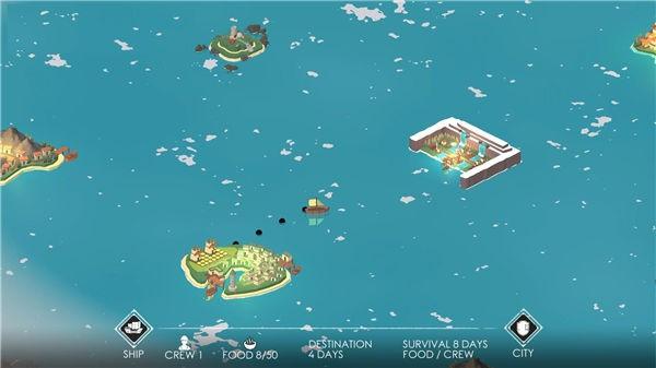 篝火2未知的海岸测试服截图7