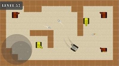 微型坦克射击截图3