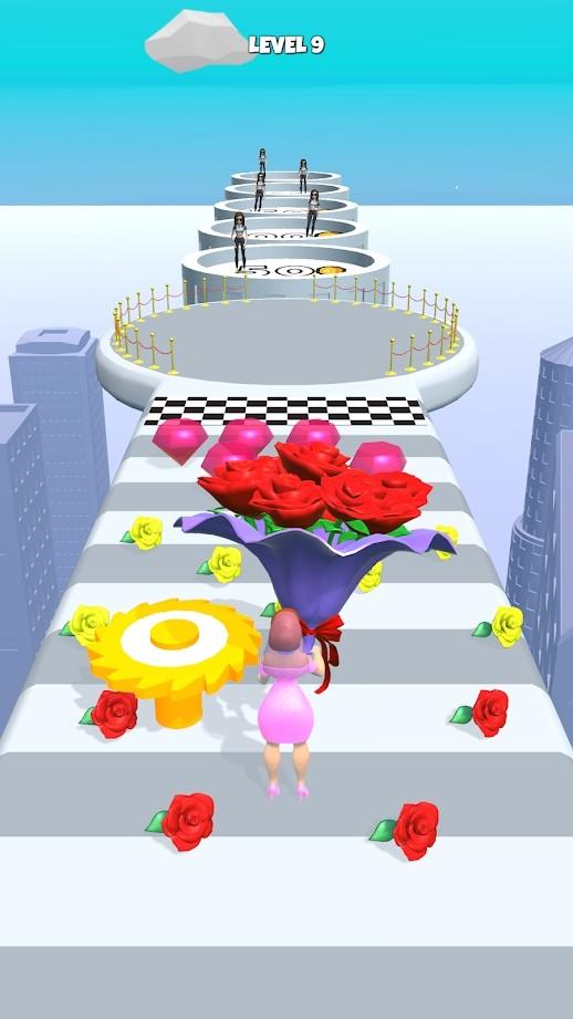 婚礼冲刺3D截图2