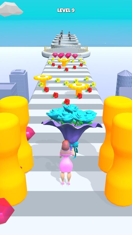 婚礼冲刺3D截图3