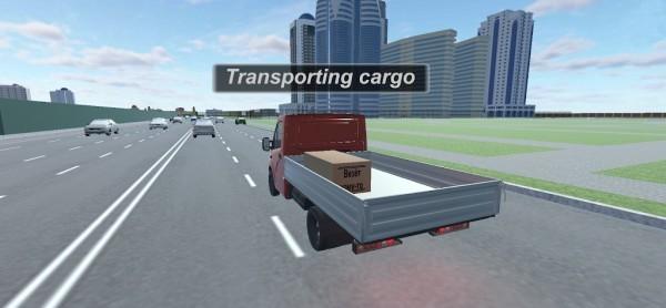 真实城市卡车截图3