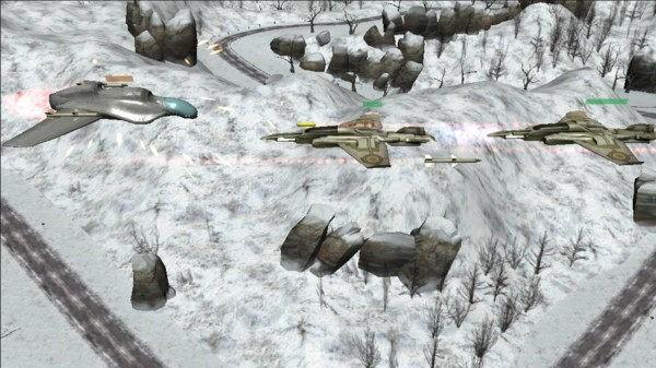 空闲战略空军截图2