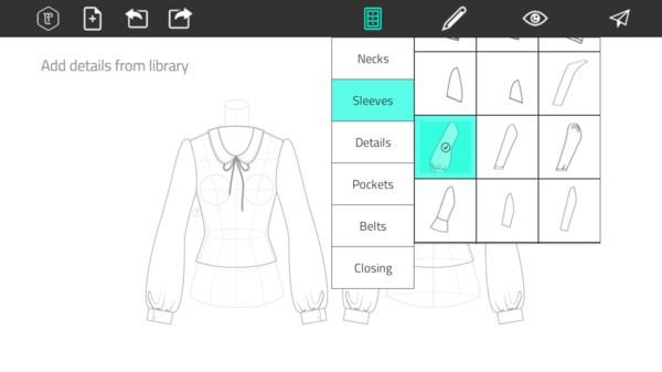 制作衣服模拟器截图3