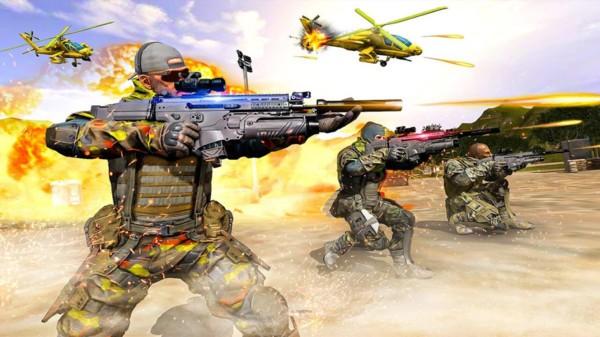 战火生存截图1