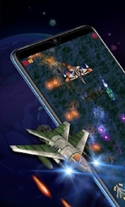 太空飞船射手截图2