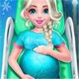 冰公主孕妈妈和宝宝关心