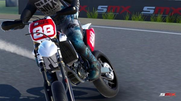 超级摩托越野赛SMX截图1