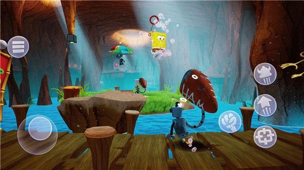 海绵宝宝比奇堡的冒险体验服截图2