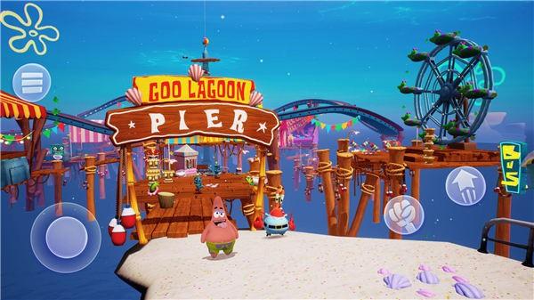 海绵宝宝比奇堡的冒险体验服截图3