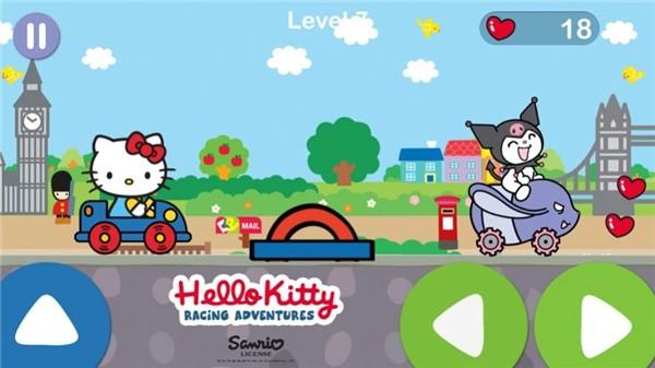凯蒂猫飞行冒险中文版截图1