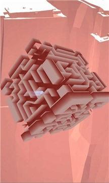 迷宫魔方3D截图2