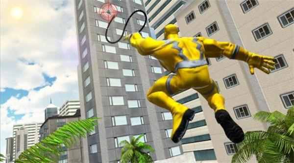 外星人黑蜘蛛英雄截图5