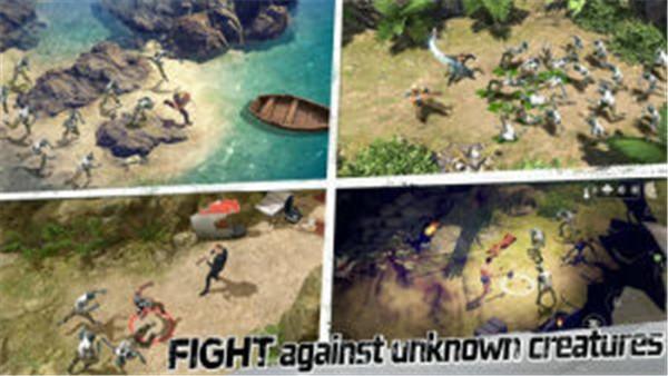 迷岛生存中文版截图3