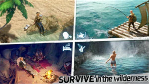 迷岛生存中文版截图1