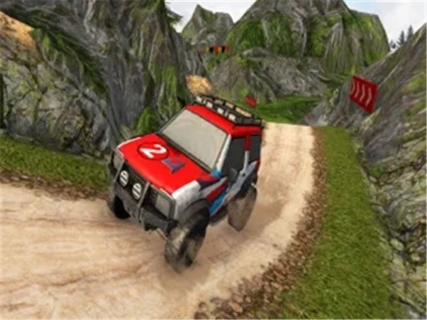 越野吉普车xtreme挑战截图2