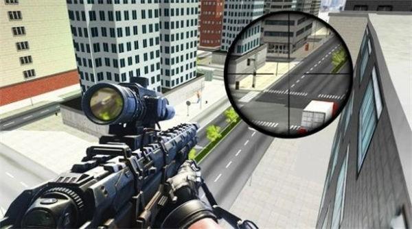城市狙击大战截图1