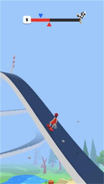 太空滑板截图4