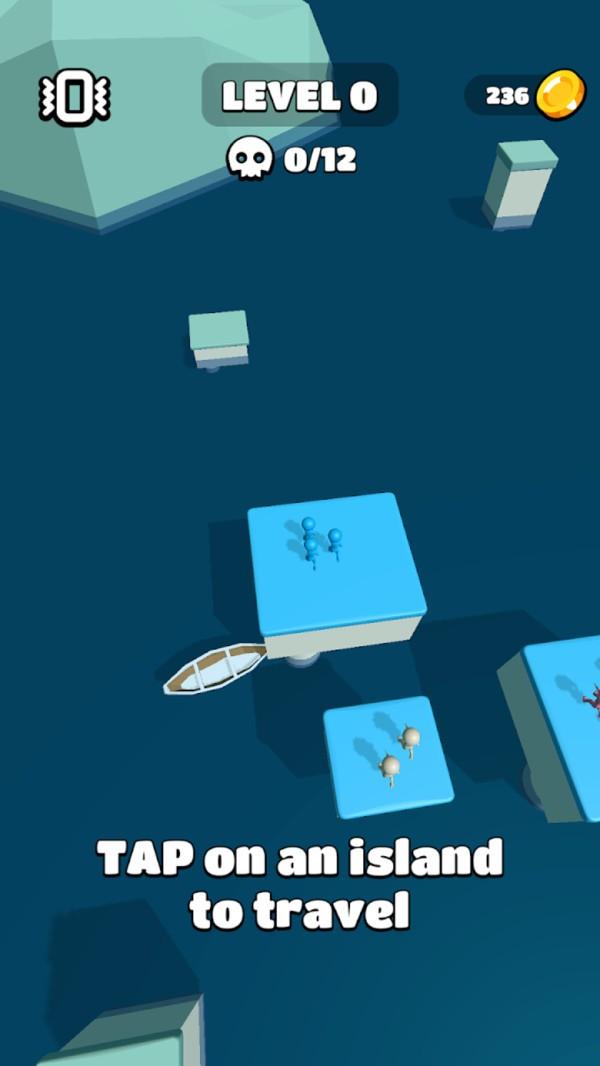 岛屿征服3D截图4