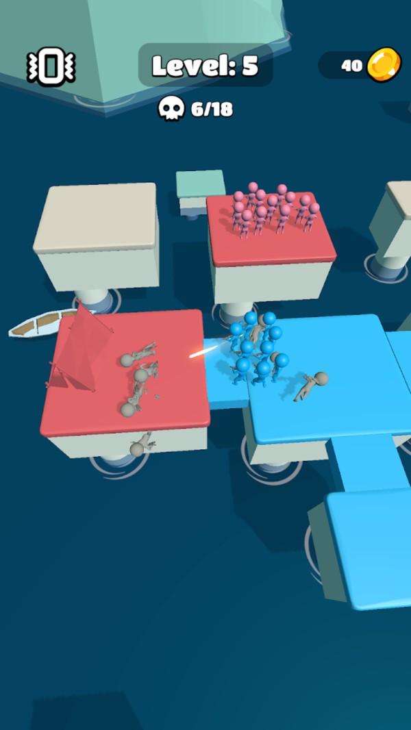 岛屿征服3D截图3