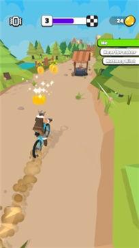 疯狂自行车大作战截图3