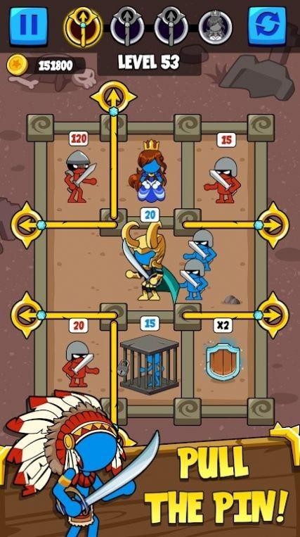 王国剑队骑士截图4