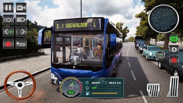 城市公交客车截图4