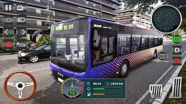 城市公交客车截图1