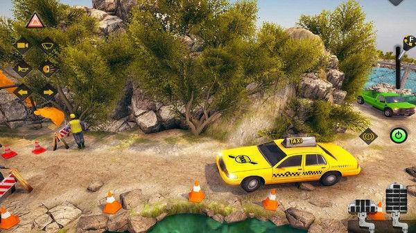 出租车驾驶和竞赛截图1