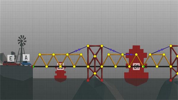 抖音造桥游戏截图2