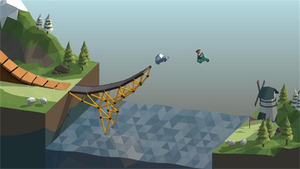 抖音造桥游戏截图3