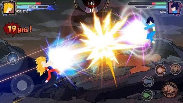 火柴英雄超级战争截图2