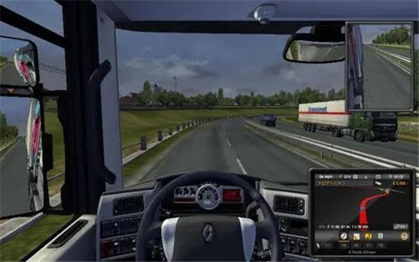 欧洲卡车模拟器2中文版截图3