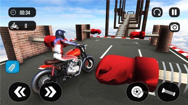 都市骑手越野摩托车截图2