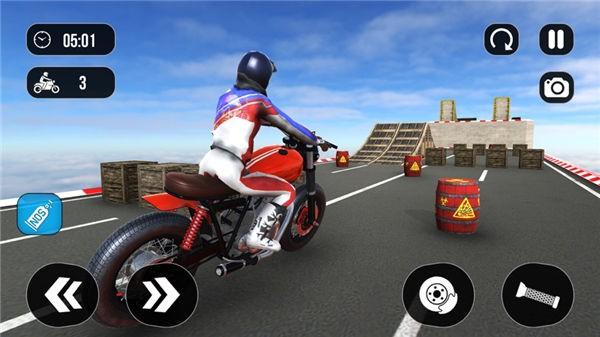 都市骑手越野摩托车截图3