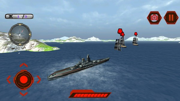 战舰攻击截图3