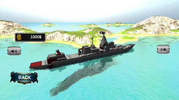 战舰攻击截图2