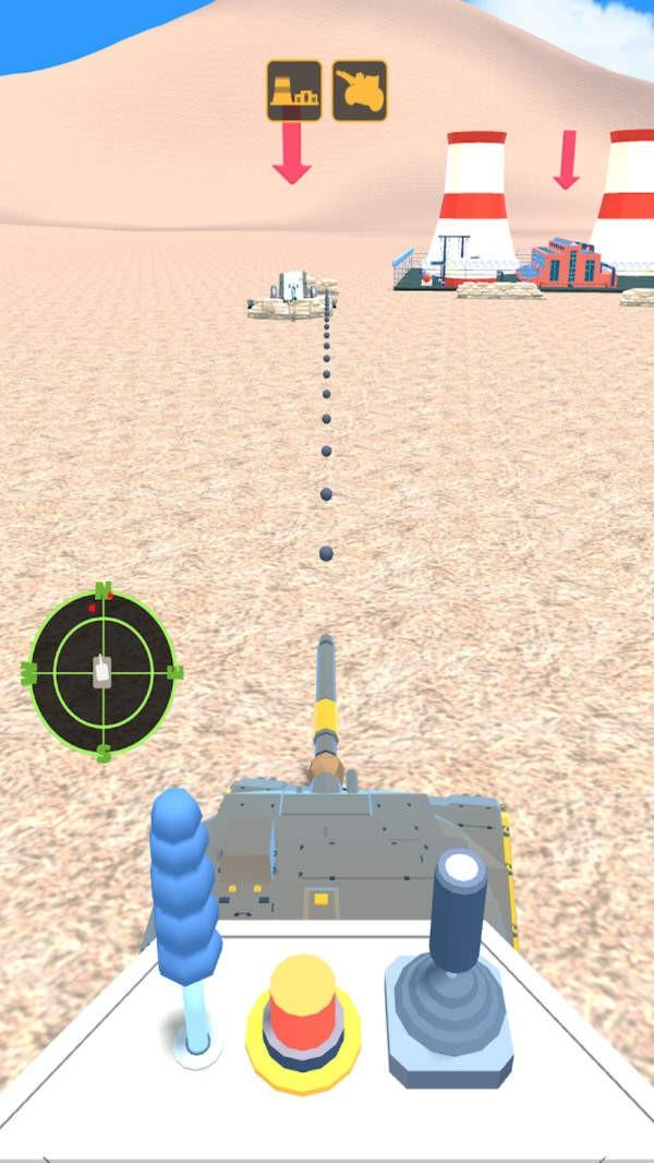 坦克空间截图2