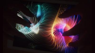 炫彩粒子3D截图2