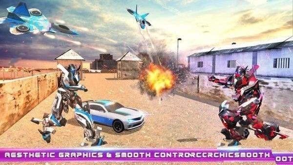 格斗机甲超人截图3