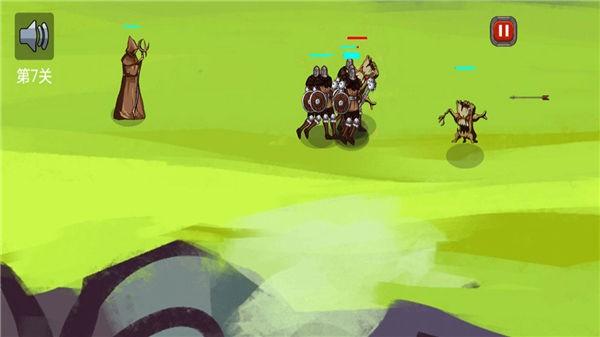 模拟军团大作战截图1